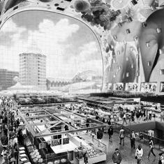Markthal Rotterdam I_ZW