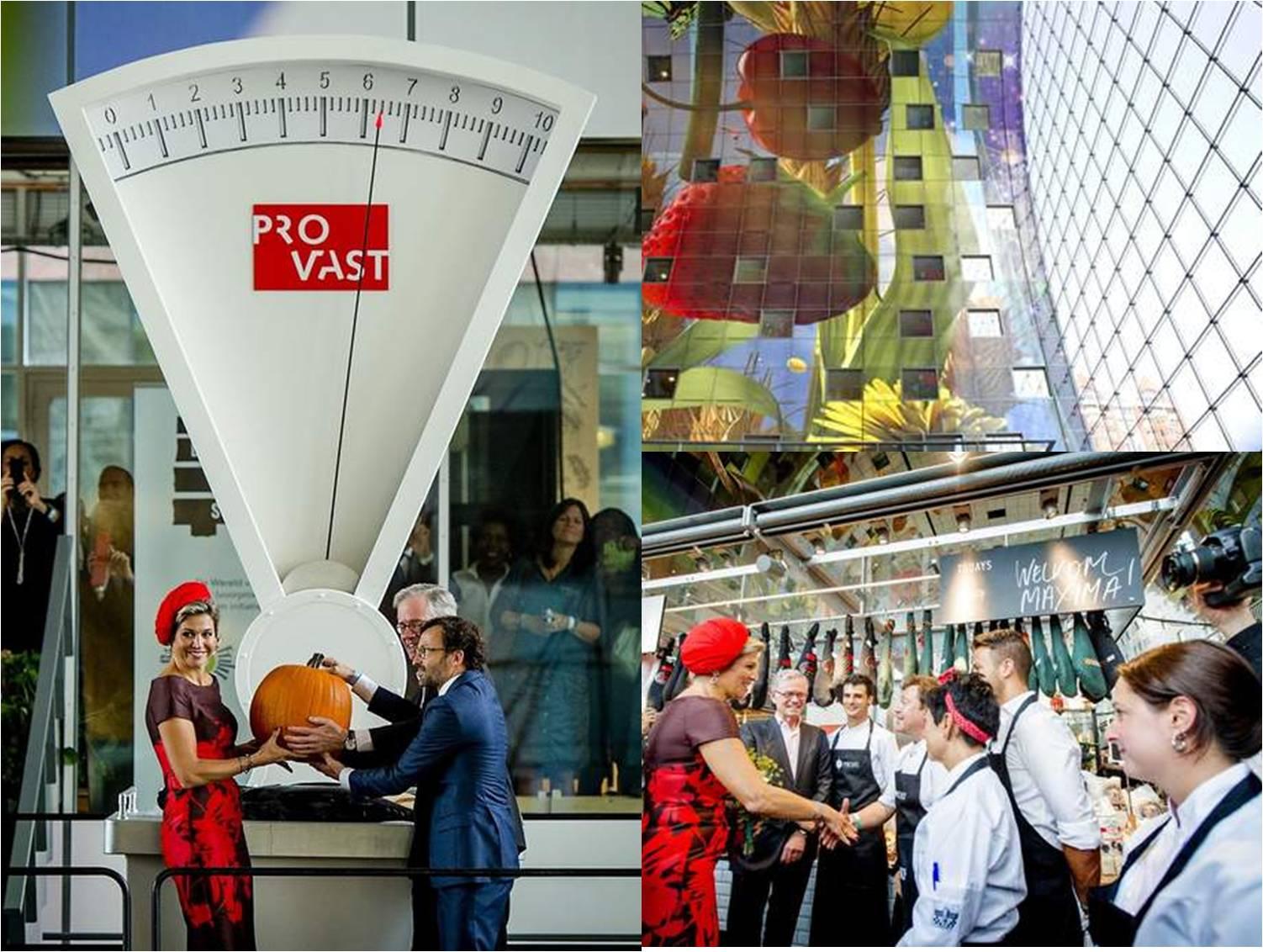Markthal Rotterdam geopend!-1